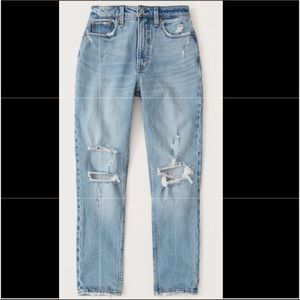 Abercrombie Skinny High Rise Jeans